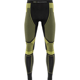 X-Bionic Effektor Power OW Long Pants Men Black/Yellow